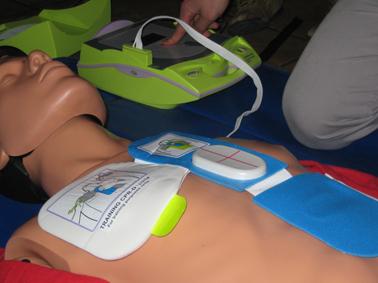 Reanimatie en AED cursus